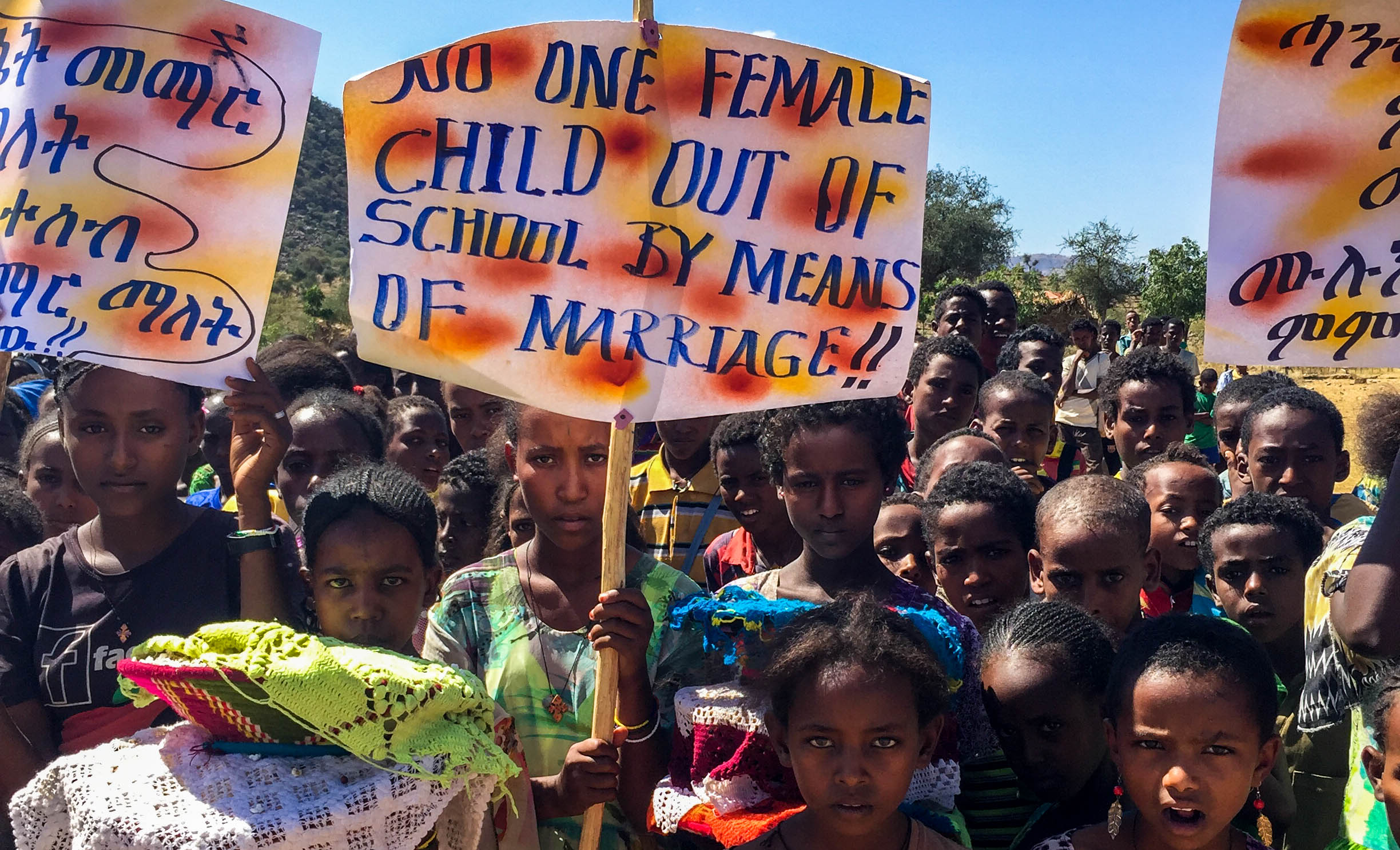 It's time to end early marriage in Ethiopia